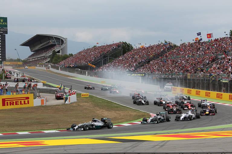 Aanbieding formule 1 grand prix barcelona nederweert24 for Prix chambre formule 1