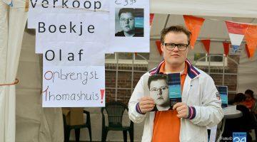Boek Olaf te koop op het Koningsplein Ospeldijk
