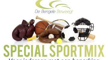Geef je op bij de Special Sportmix