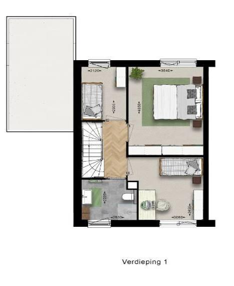 Nieuwbouw 2 Onder 1 Kap Woningen In Leveroy Nederweert24
