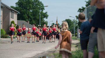 Schuttersfeest Tungelroy (Foto's)