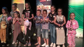 Nederweerter kids in de prijzen bij finale Veldeke declamatiewedstrijd