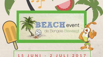 Bengele Beweegt Beach Event editie 3.0