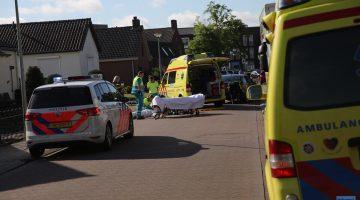 Vrouw ernstig gewond in Stramproy