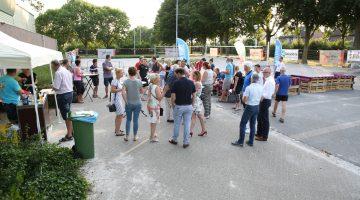 Druk bezochte en sportieve Netwerkbijeenkomst Bengele Beweegt