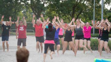 Muchachos de la Playa en Gekke Vrulliej winnaars op dag 2 – Open Beach Volleybal Toernooi