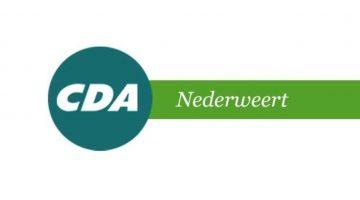 Burgerinitiatieven voor uw leefbaarheid – CDA Nederweert