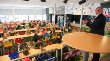 Kennismakingsmiddag nieuwe leerlingen Citaverde