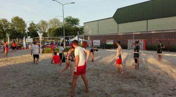 Winaars dag 1 van Open Beach Volleybal Toernooi