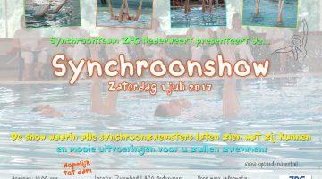 Synchroonshow ZPC Nederweert