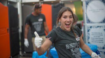 Vrijwilligers van Bospop maken het verschil (Foto's)