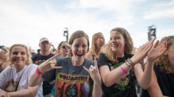 Foto's Bospop 2017 – ouderwets gezellig pop-rockfestival