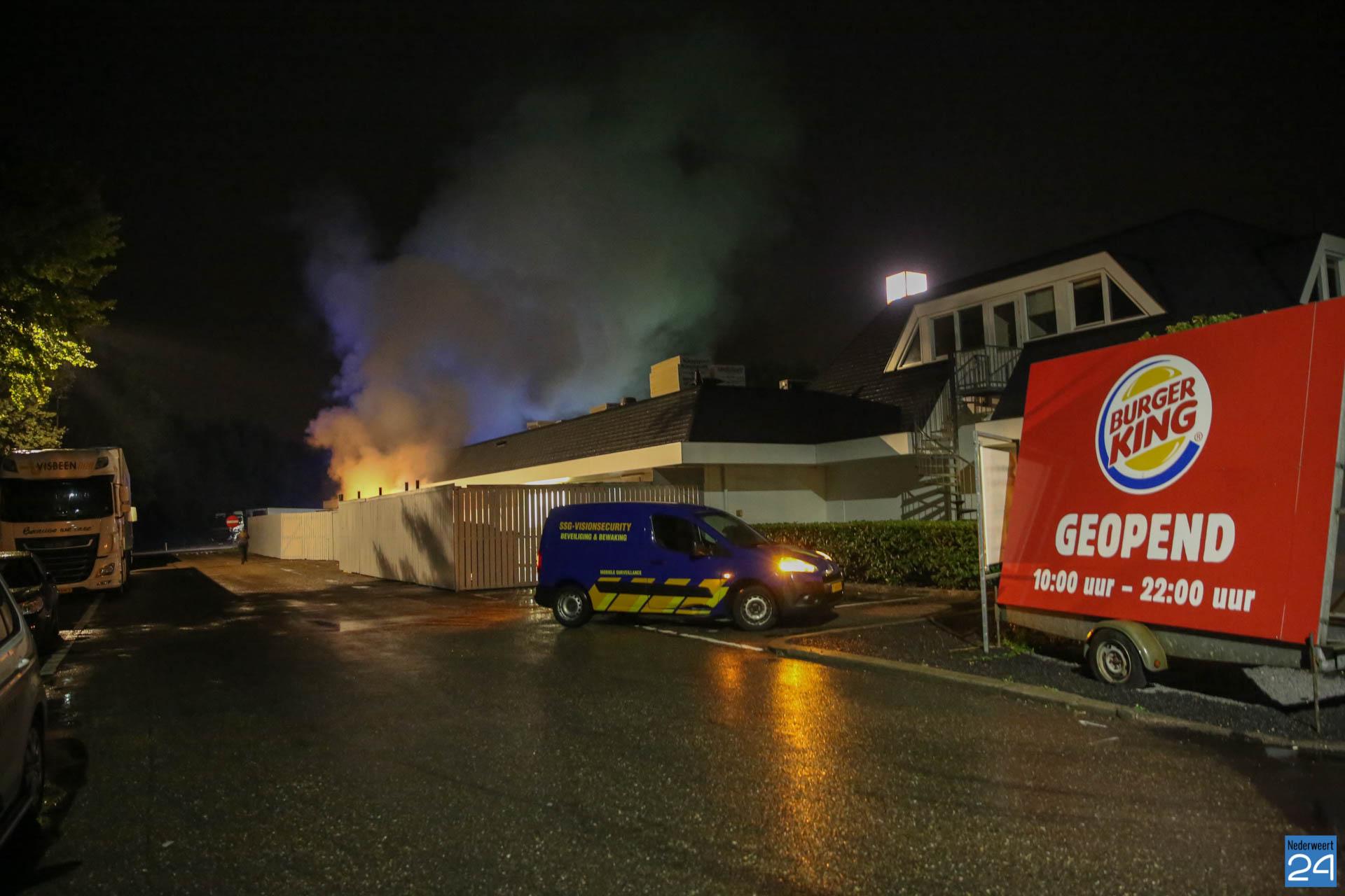 Brand Bij La Place Nederweert Noord Nederweert24