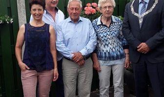 Jel en Leen Stienen 60 jaar getrouwd