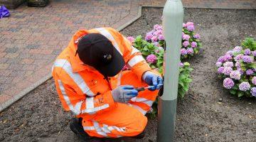 Gemeente Nederweert werkt aan duurzame straatverlichting