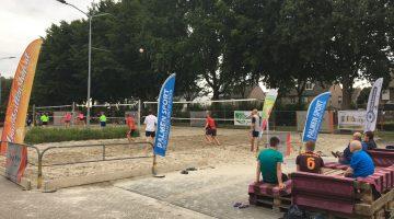 Three Amigo's en Gekke Vrulliej winnaars op dag 4 Open Beach Volleybal Toernooi