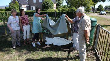 Samentuin Ospeldijk feestelijk geopend