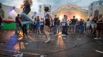 OutRageous festival beleefde een 'spetterende' editie
