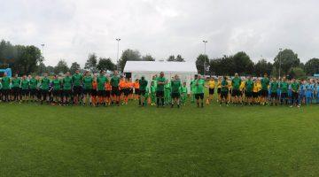 17e voetbalweek bij Eindse Boys geopend