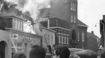 Tijdreis: Brand bij Cis Ceelen