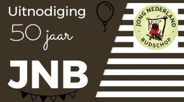 Receptie 50 jaar Jong Nederland Budschop