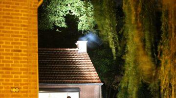 Brandweer naar Maaseikerweg voor schoorsteenbrand