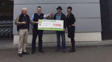 Theaterboerderij Boeket krijgt 1000 euro
