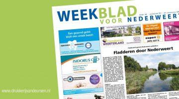 Weekblad voor Nederweert (Week 3)