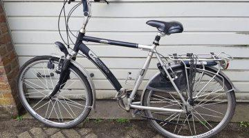 Twee inwoners uit Meijel aangehouden voor fietsendiefstal