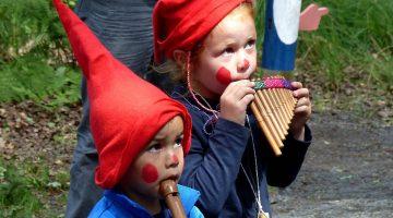 Kabouterweken en Kabouterfeest bij Buitencentrum De Pelen