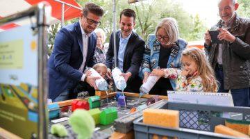 Leerzame Watertafel geopend bij NMC Weert