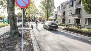 D66 wil oplossing voor veilig fietsen op Ospelseweg