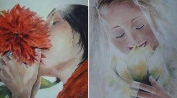 Marly Janssen exposeert op Kunstmuur