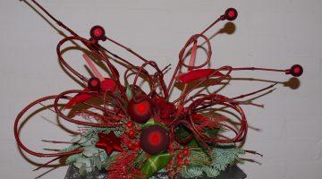 Kerstshow bij Atelier de Papaver in Nederweert-Eind