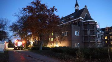 Brand bij woonzorgcentrum St. Charles in Heythuysen
