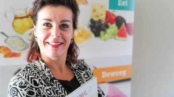Danielle Verheijen start 12 weken afslankprogramma