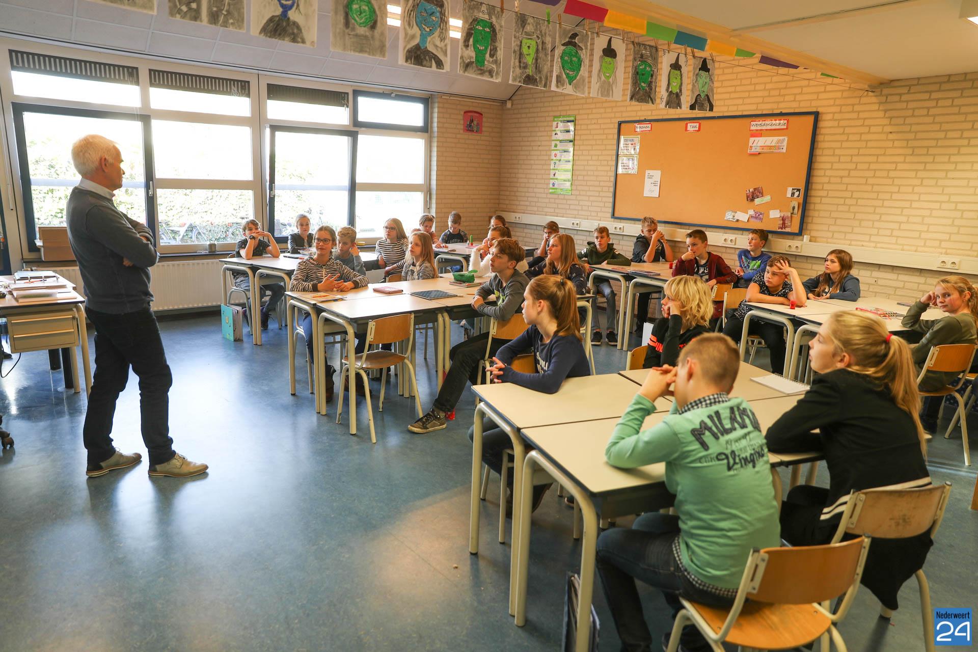 Wethouder Geraats geeft gastles over 'Respect' - Nederweert24