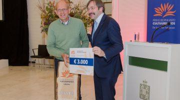 Vlinderwerkgroep Nederweert tweede bij Inspiratieprijs 2017