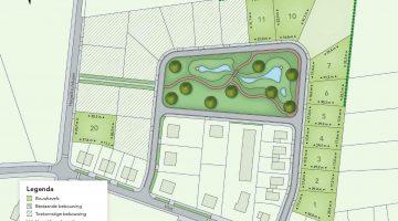 Verkoop 7 bouwkavels Peelderveld Ospel gestart