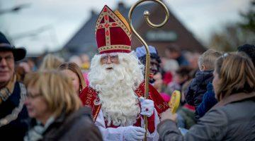 Intocht Sinterklaas Nederweert