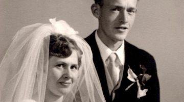 Wij waren 8 november jongstleden 50 jaar getrouwd