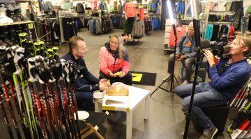 RTL SnowMagazine bezoekt wintersportspecialist Colada Weert