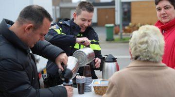 Op de koffie bij wijkagent en regisseur leefbaarheid