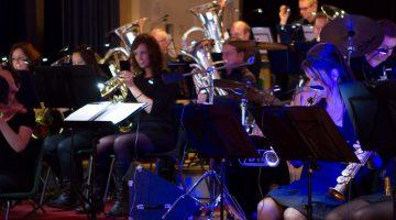 Kerstconcert Gemengd koor Milagri en Fanfare Concordia Leveroy