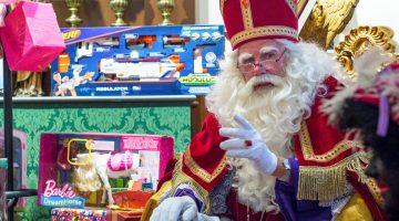 Sinterklaas intocht Nederweert-Eind