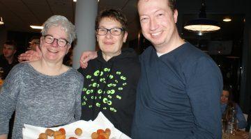 Intern Volleybal Toernooi: team Smolenaers van Lier Tuinen wint