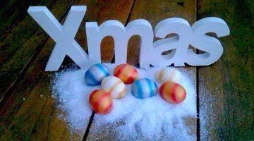 Heerlijke kersteieren van Happy-Ei