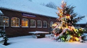 1ste Lustrum voor Kerstmarkt Thomashuis Ospeldijk