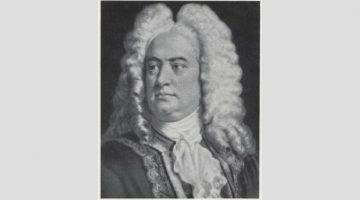 Voordracht van Jos Meersmans over de componist Handel