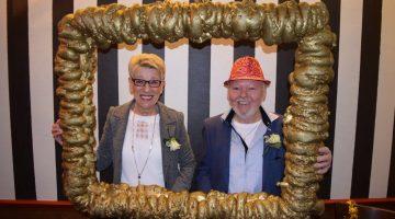 Piet en Nellie 50 jaar getrouwd